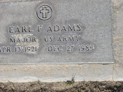 Earl F. Adams