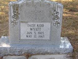 Daisy <i>Kidd</i> Wyatt