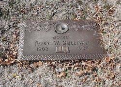 Ruby <i>Wills</i> Sullivan