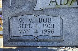 William Vance Bob Adams