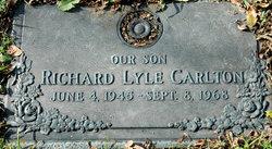 Richard Lyle Carlton