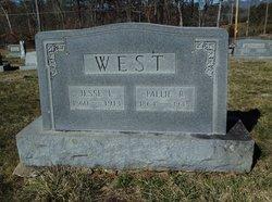 Pallie Ruth <i>Parrish</i> West