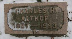 Charles Henry Althof