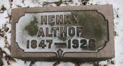 Henry Althof