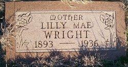 Lillie Mae <i>Taylor</i> Wright