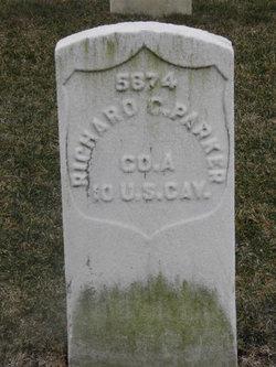 Pvt Richard C. Parker