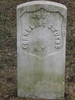Cornelius S Tuers