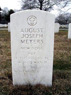August Joseph Meyers
