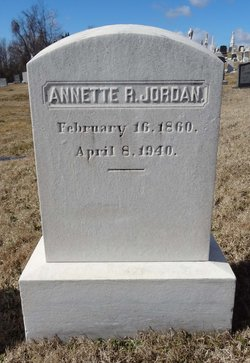 Annette Rogers Jordan