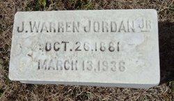 James Warren Jordan, Jr