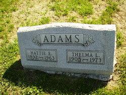 Thelma L. Adams