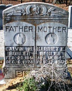 Harriet E. Bohler