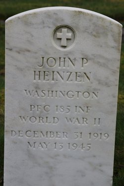 John P Heinzen
