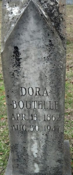 Dora <i>Gillespie</i> Boutelle