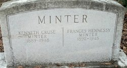 Kenneth Cruse Minter