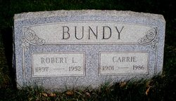 Carrie <i>Kilmer</i> Bundy Darling