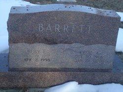 Cecil A Barrett
