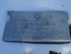 Edwin Barrett
