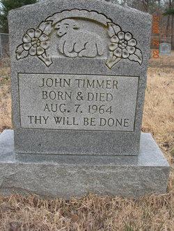 John Timmer Sharp