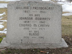Edward A McCarthy