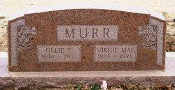 Ollie T. Murr