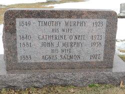 Agnes C <i>Salmon</i> Murphy