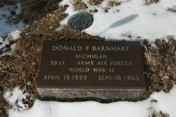 Donald F. Barnhart