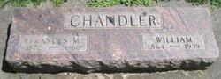 Frances M. <i>Fowler</i> Chandler