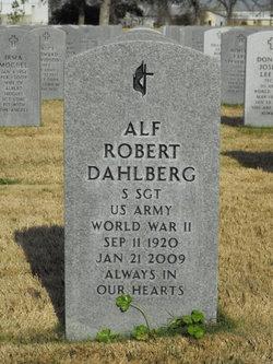 Alf Robert Dahlberg