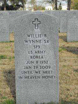 Willie B Wynne, Sr