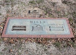 Betty Lou <i>Anderson</i> Wills