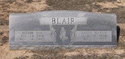 Edith Maxine <i>Reaves</i> Blair