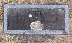 Edith Mae <i>Moats</i> Keller
