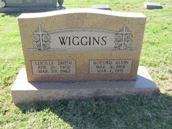 Lucille <i>Smith</i> Wiggins