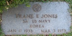 Frank E. Jones