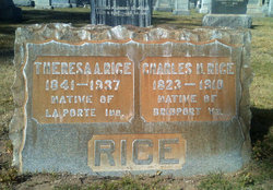 Theresa A. Rice