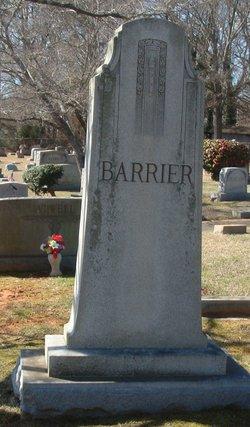 Joseph Martin Barrier