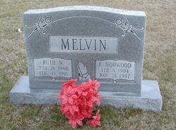 Ruth N Melvin
