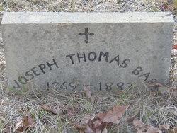 Joseph Thomas Barr