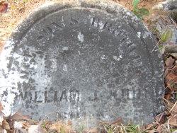 William J Kidd
