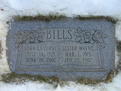 Lester Wayne Wayne Bills