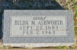 Hilda May <i>Haygood</i> Ashworth