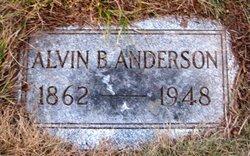 Alvin B Anderson
