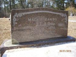 Maggie <i>Rambo</i> Lear