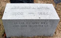 Adelbert A Arter