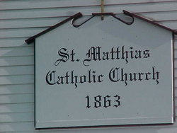 Saint Matthias Catholic Church Cemetery