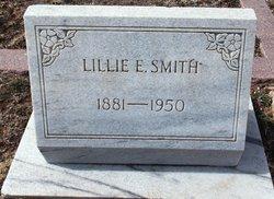 Lillie Eldora <i>Coombs</i> Smith