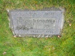 John Michael Schneider