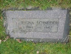 Regina Louise <i>Dosch</i> Schneider