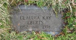Claudia Kay Eberts